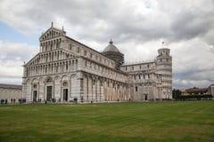 katedralny Pisa Fotografia Stock