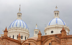 katedralny poczęcie Cuenca niepokalany Zdjęcia Stock