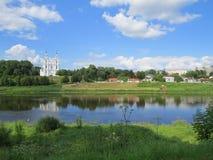 katedralny polotsk świętego sophia Zdjęcia Stock