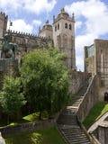 katedralny Porto Obrazy Stock