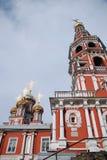 katedralny Russia Zdjęcia Stock