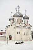 katedralny Russia sophia vologda Obrazy Stock