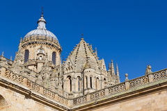 katedralny Salamanca Obraz Royalty Free