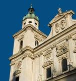 katedralny Salzburga Obraz Stock