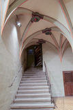 katedralny schody Obrazy Stock