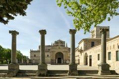katedralny Spain Zamora Obrazy Royalty Free