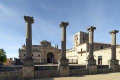 katedralny Spain Zamora Obrazy Stock
