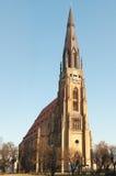 katedralny stary Zdjęcia Royalty Free