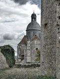 katedralny stary Dijon średniowieczny Zdjęcia Stock