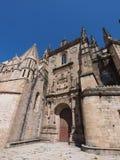 katedralny stary Plasencia Zdjęcie Stock