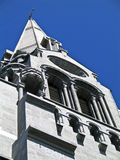 katedralny steeple Obraz Royalty Free