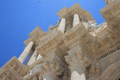 katedralny Syracuse Fotografia Stock