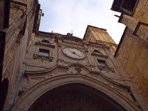 katedralny Toledo Obrazy Royalty Free