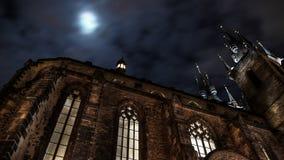 katedralny tyn zdjęcie royalty free