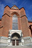 katedralny Uppsala Obrazy Stock