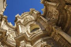 katedralny Valencia zdjęcie stock