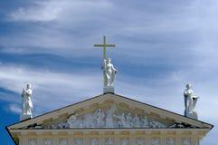 katedralny Vilnius Obrazy Stock