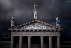 katedralny Vilnius Fotografia Stock