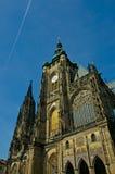 katedralny vitus st. obrazy royalty free