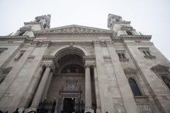 Katedralny wejście Obraz Royalty Free