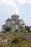 katedralnych hersones ortodoksyjny świątobliwy vladimir Obraz Stock