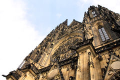 katedry s st vitus Zdjęcia Royalty Free