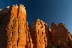 Katedry skały szczyt Obrazy Stock
