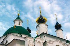 Katedry Spaso Yakovlevsky Dimitriev monaster w Rostov Veliky, Rosja Obrazy Stock