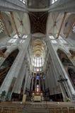 Katedry St Pierre Beauvais - wnętrze 07 Obraz Royalty Free