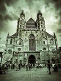 katedry st s Stephen Vienna Zdjęcia Stock