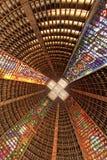 Katedry St. Sebastian Rio De Janeiro Brazylia Obraz Stock