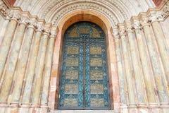 katedry wejście Zdjęcie Stock