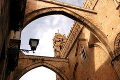 katedry wierza Obraz Stock