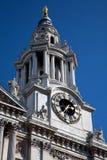 katedry zegarowy pauls st wierza Zdjęcie Royalty Free