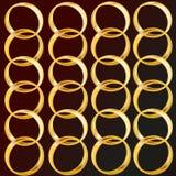 Kategorie pierścionki Zdjęcia Stock