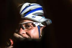 Katerina Nash - ciclo-cross trasversale di Vegas Immagini Stock Libere da Diritti