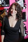 Katey Segal auf dem roten Teppich. Stockfotografie