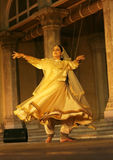 Kathak dancer Mangala Bhatt Stock Photo