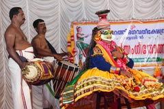 Kathakali Zdjęcia Royalty Free