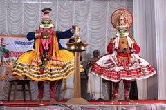 Kathakali Zdjęcie Royalty Free