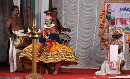 Kathakali Obrazy Royalty Free