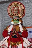 Kathakali Fotografia Stock