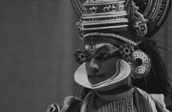 Kathakali στοκ φωτογραφία