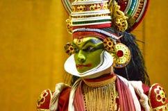 Kathakali στοκ εικόνα με δικαίωμα ελεύθερης χρήσης