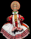 Kathakali Dance in Kerala, South India Stock Photography