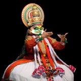 Kathakali Dance in Kerala, South India stock photos