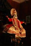 Kathakali dance performance in Kerala, India Stock Photography