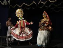 Kathakali Stock Images