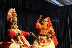 Kathakali Dancer Stock Photos