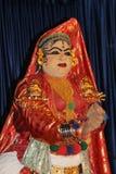 Kathakali Dancer Royalty Free Stock Image